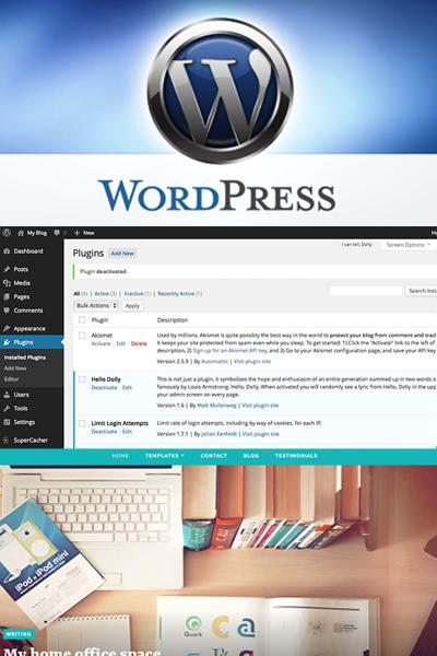 Online kurs WordPressa